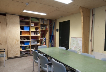 Scouting St. George verhuur Leidinglokaal 1